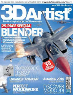 3DArtist Magazine Issue 55 May 2013