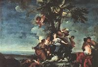 Ferretti, Giovanni Domenico 1720-1740. Galleria degli Uffizi