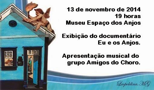 Homenagens a Augusto dos Anjos no dia 13 de novembro de 2014