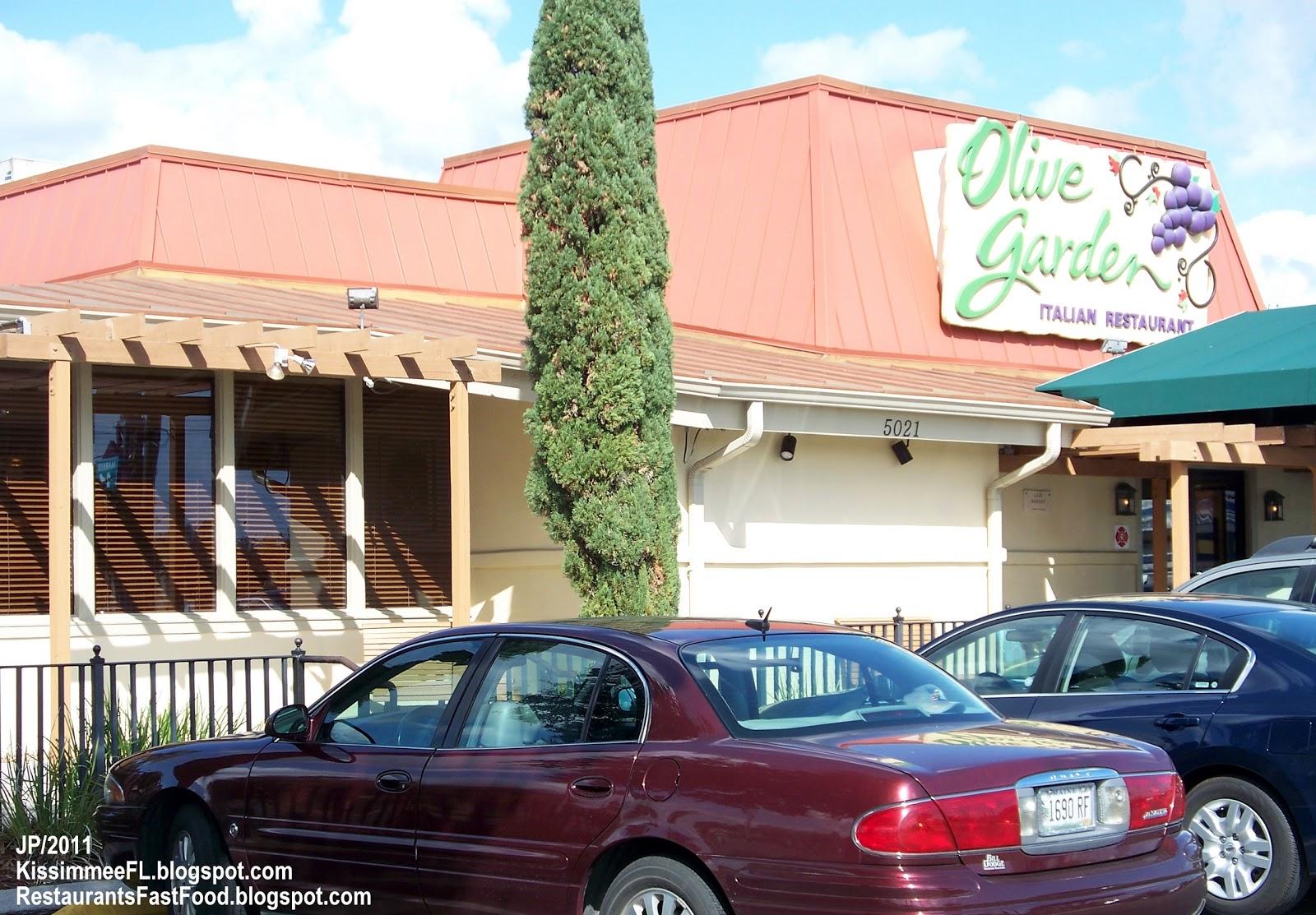Olive Garden Kissimmee