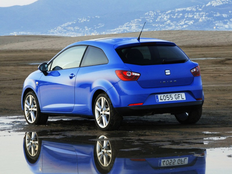 seat ibiza sport coupe 2009 hottest cars today. Black Bedroom Furniture Sets. Home Design Ideas