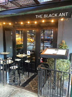 549. The Black Ant