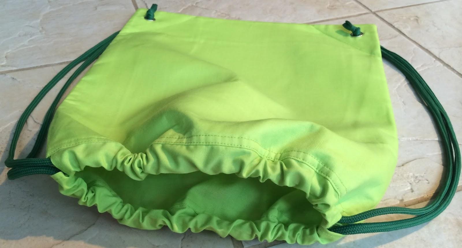 текстильный мешок