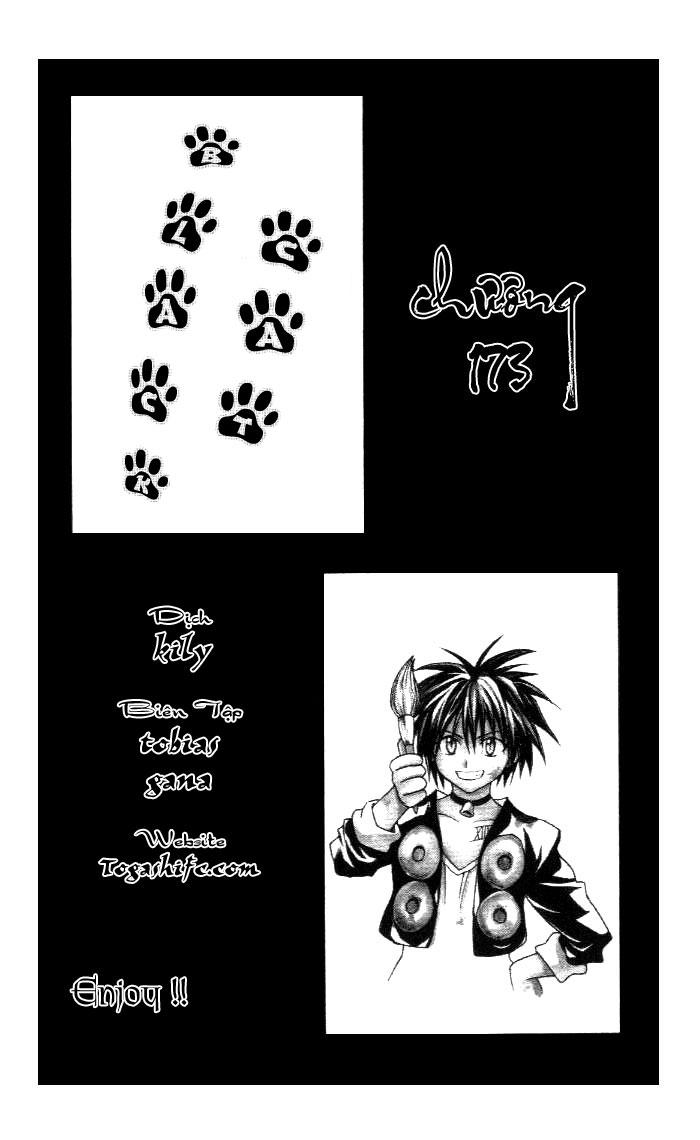 xem truyen moi - Black Cat - Thám Tử Mèo Đen - Chapter 173