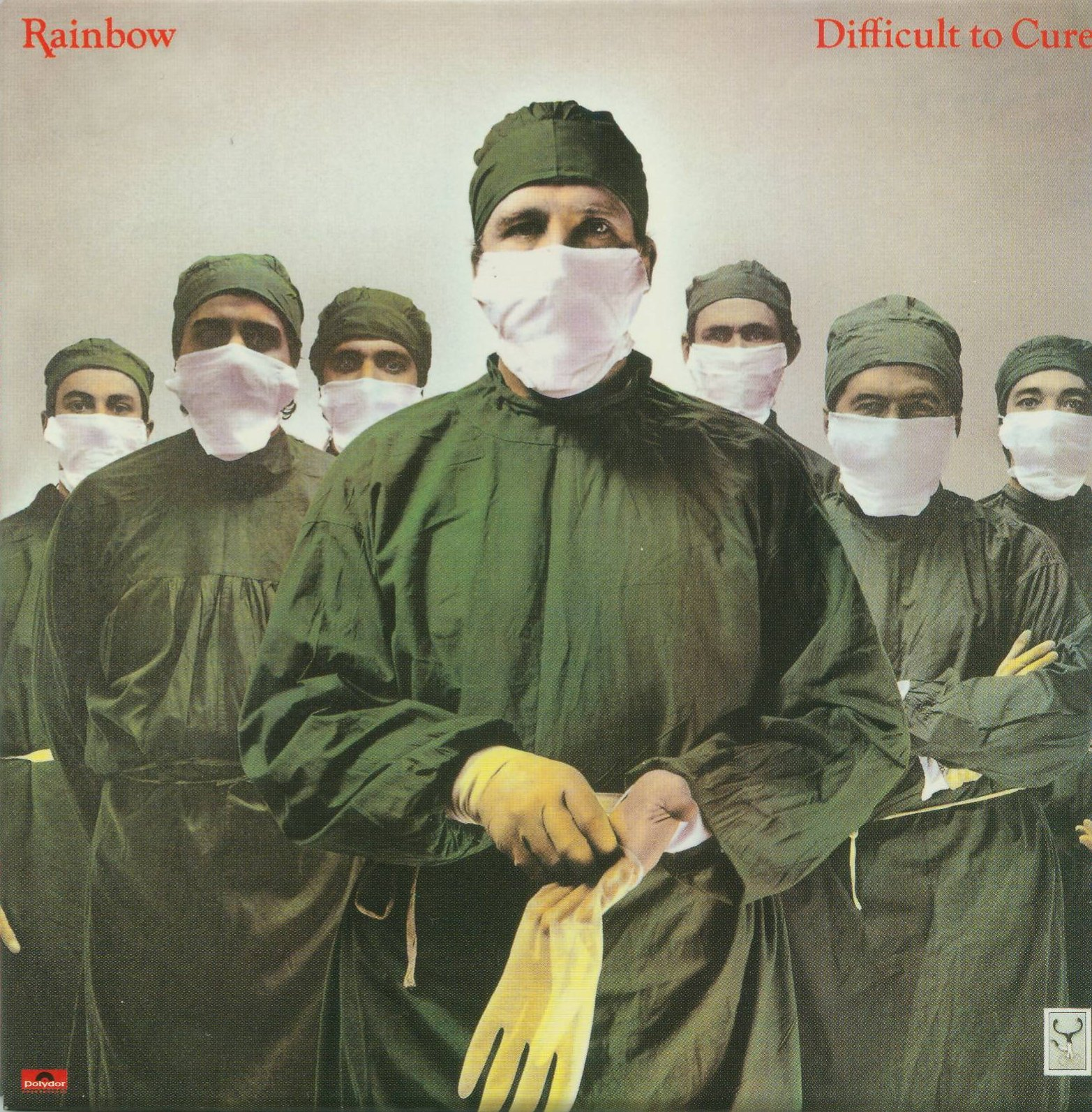 CD Review: Difficult To Cure, by Rainbow (1981) | The Ace ...