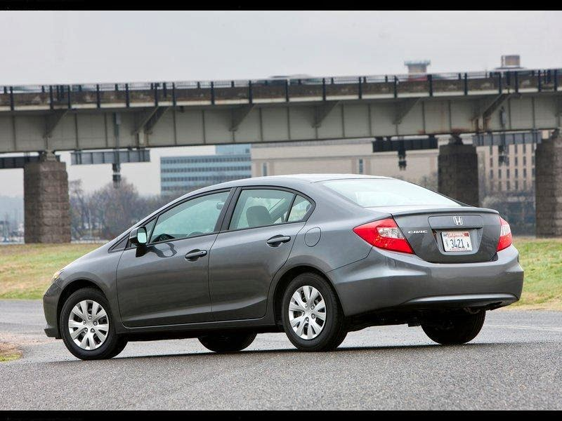 news cars new honda civic model year 2012