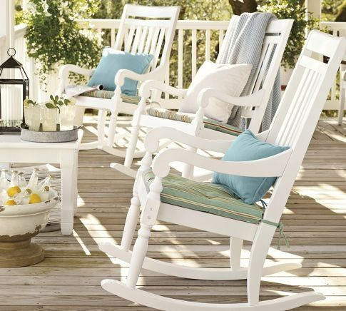 Coastal Shore Creations: Creating a Beach Inspired Front Porch