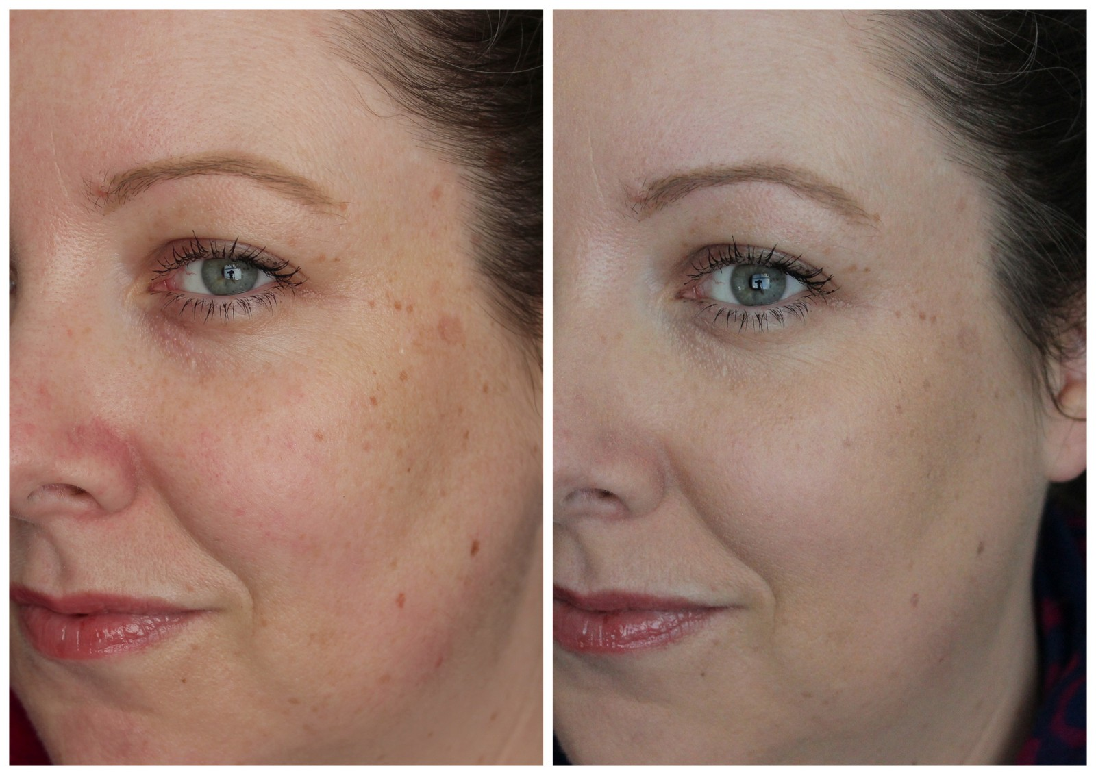 Bourjois Air Mat Foundation Review Before Amp After Photos