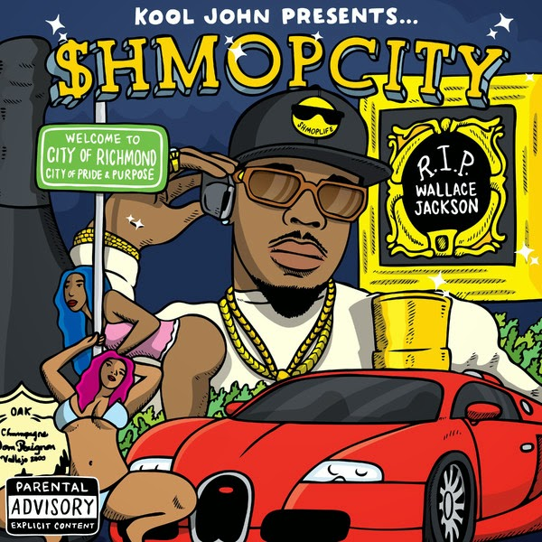 Kool John - Shmop City Cover