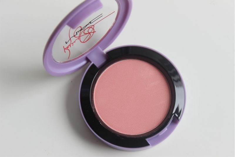 MAC Sharon and Kelly Osbourne Collection Blushes