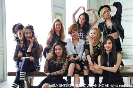 BTS Group Photo On Their Lastest MV~ | SNSD Korean