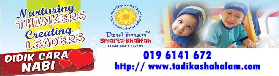 Tadika Shah Alam | Tadika Islam | Pusat Asuhan | Lagu Tadika