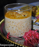 Carrot Payasam