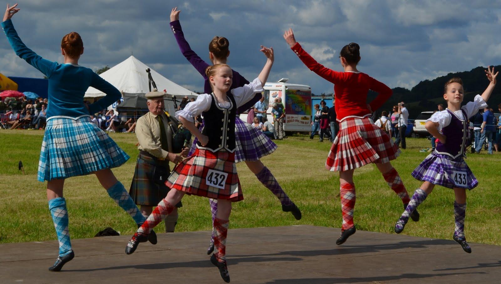 Image result for highland dance