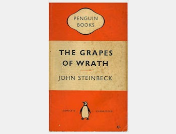 literary analysis of the novel the grapes of wrath by john steinbeck
