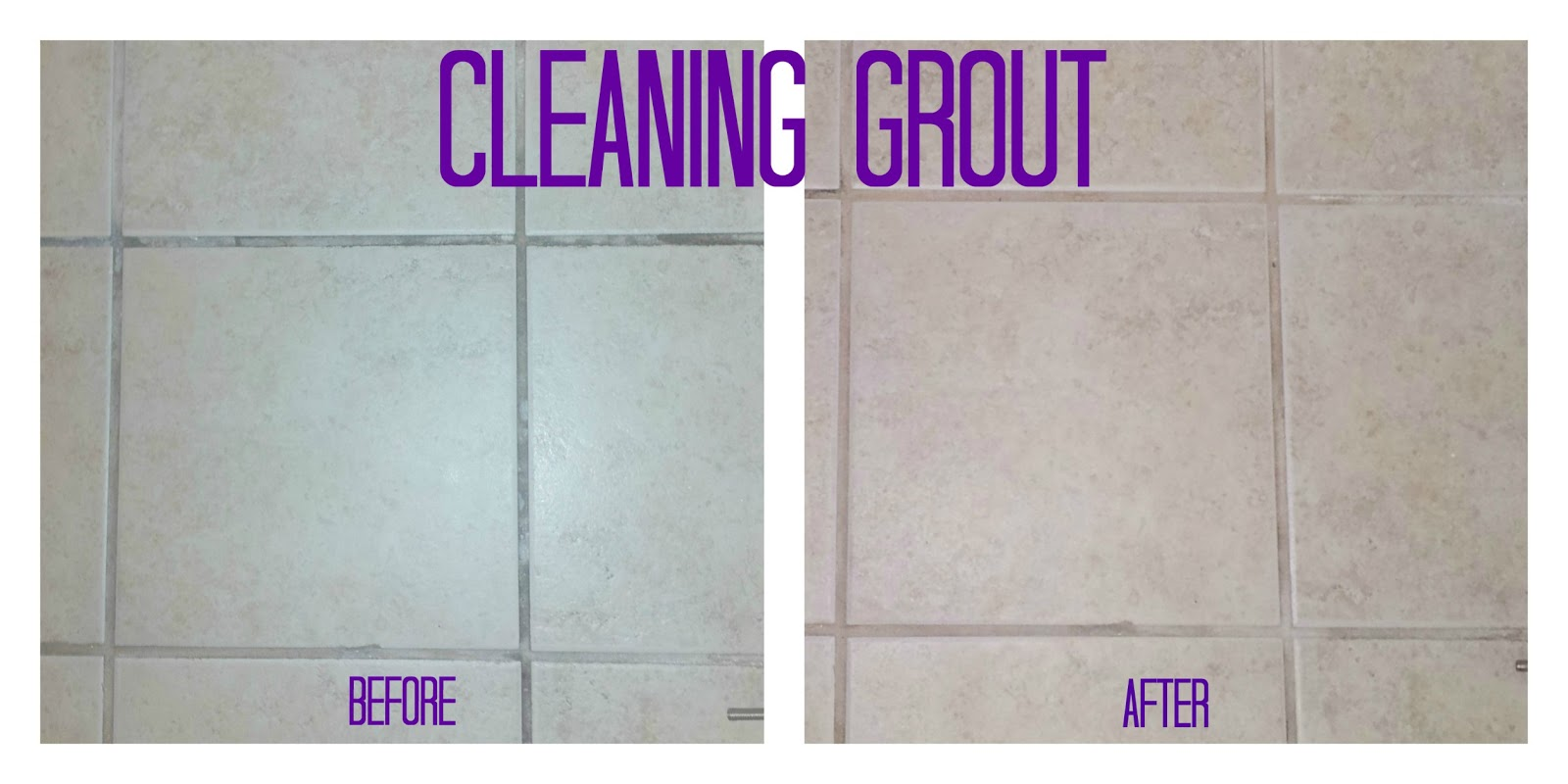 Rantin 39 Ravin 39 Cleaning Tile And Grout