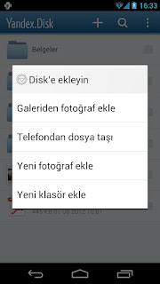 yandex-disk-mobil-android