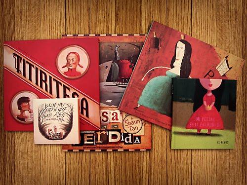 Libros Album Agosto 2008