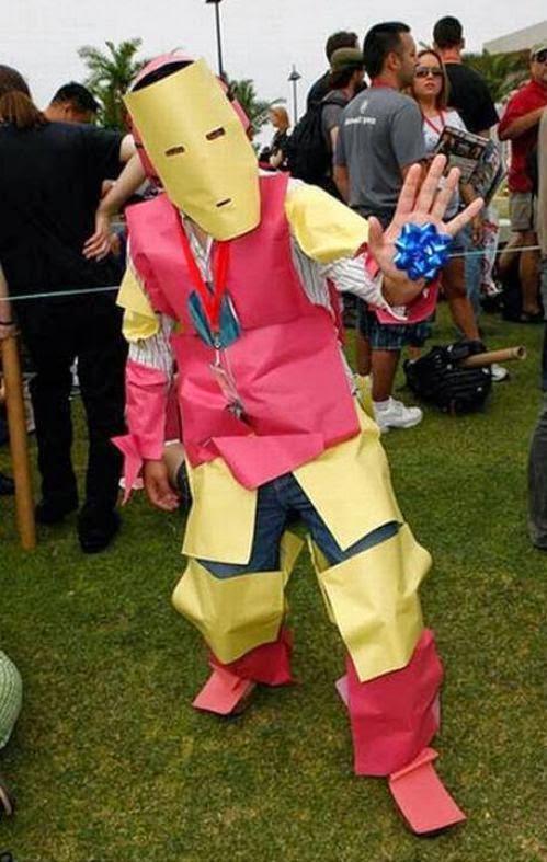 Worst Ironman costume