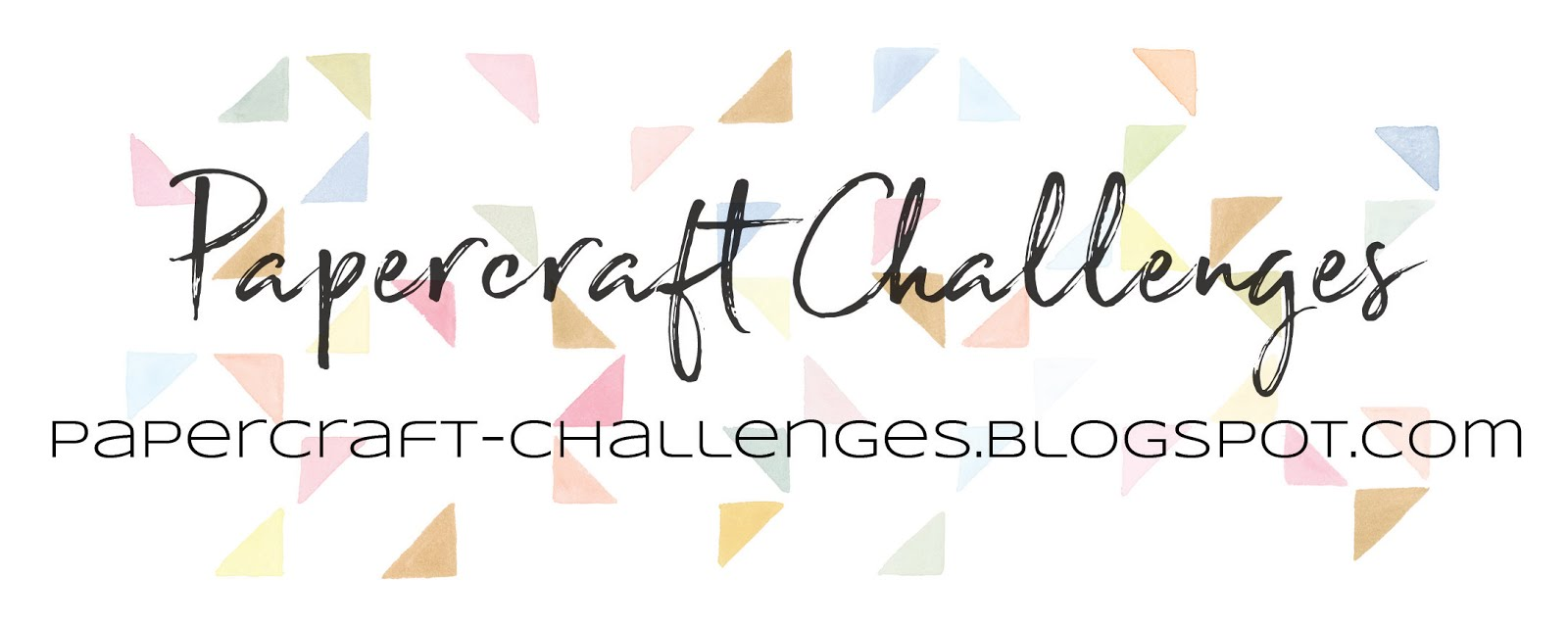 Papercraft-challenges