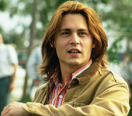Award Winner Johnny Depp