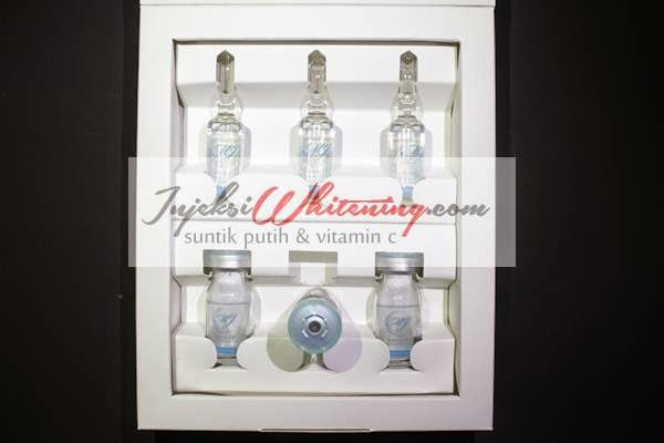 MJ Diamond Injection asli