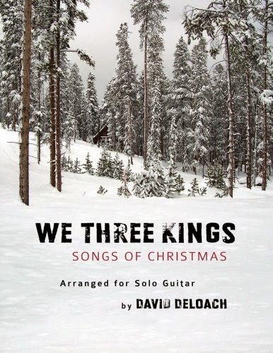 WE THREE KINGS - Guitar Book