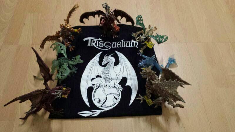 Camiseta Trisquelium