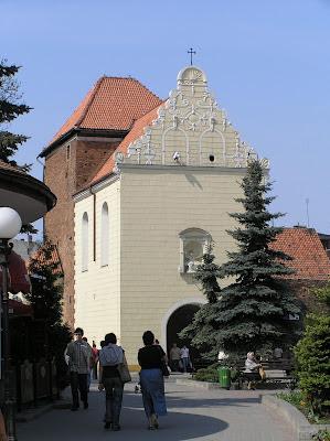 Chełmno - brama Grudziądzka
