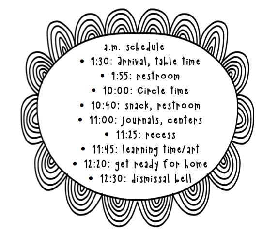 half day preschool schedule the gallery for gt camp half schedule 732