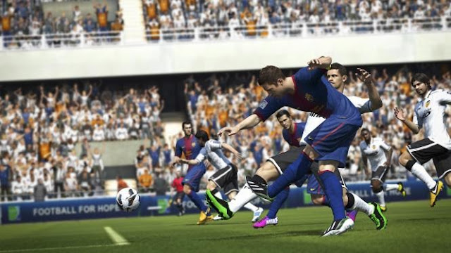 FIFA 14 Barcelona