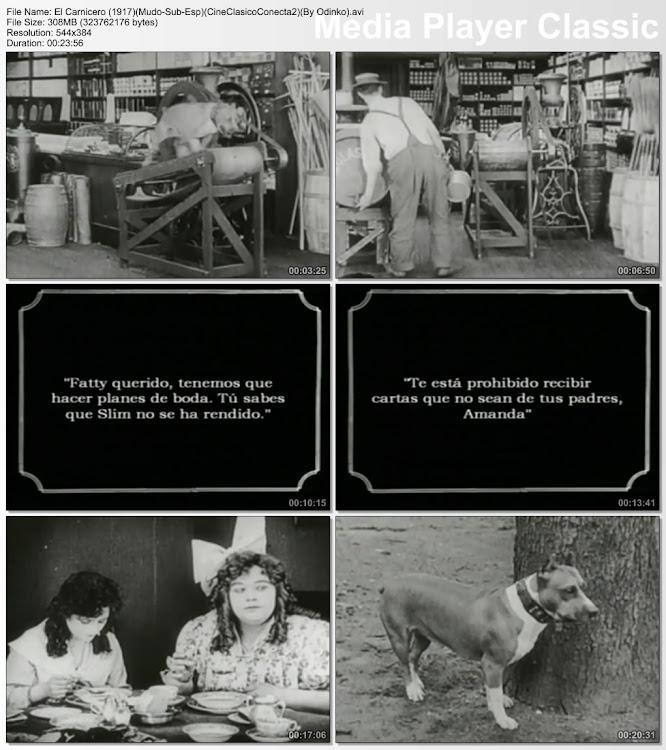 Fatty asesino (El carnicero) 1917 | Secuencias de la película