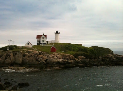 Nubble Lighthouse, York, Maine © Copyright Gail J. VanWart 2013