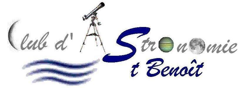 Club d'Astronomie de St Benoit