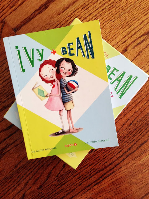 Ivy & Bean Books - Flotsam of the Mind