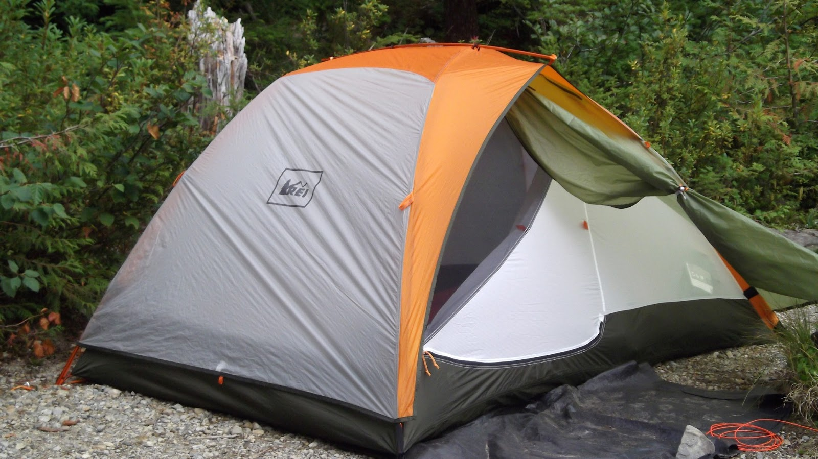 Looking forward to backpacking overnight all seasons this year with this very nice well designed tent from REI. You can see the first time setup on my ... & Wawhiker Backpacking: REI Cirque 2 ASL Tent Setup