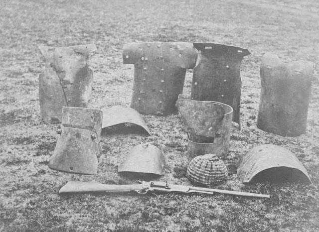 Kelly gang's armour