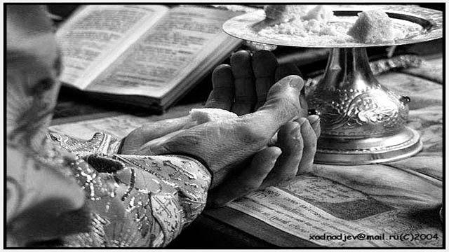 Η Νηπτική θεολογία στο Μυστήριο της Θείας Κοινωνίας