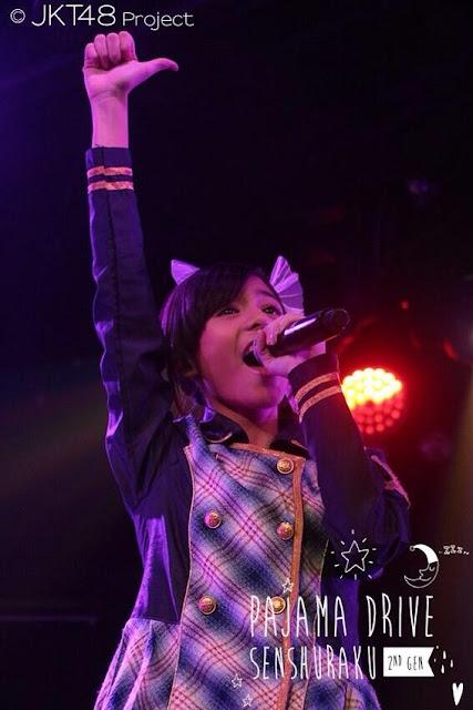 Pajama Drive Revival Show Vanka JKT48