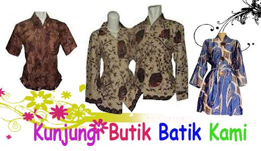 toko pakaian batik