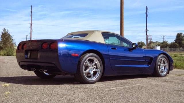 2004 Corvette Commemorative Edition at Purifoy Chevrolet