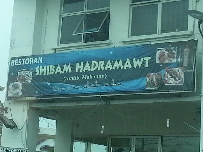 JJCM # Shibam Hadramawt (Masakan Arab)