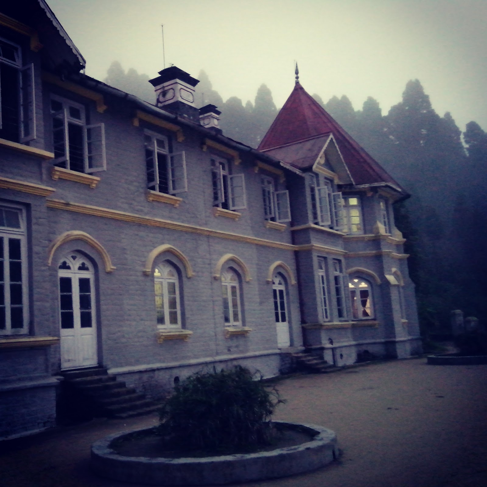 Haunted Places List In India