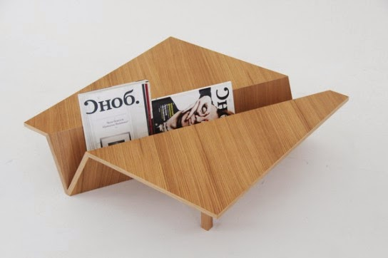Awesome and Coolest Origami Inspired Furniture (15) 13