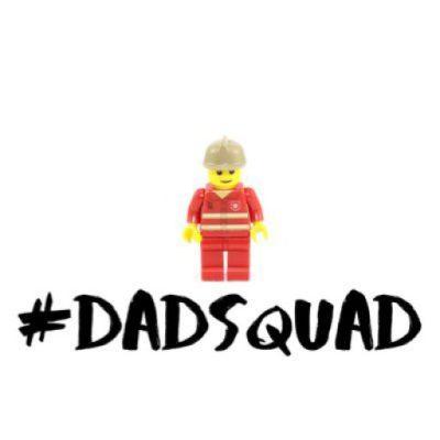 I'm a member of #DadSquad