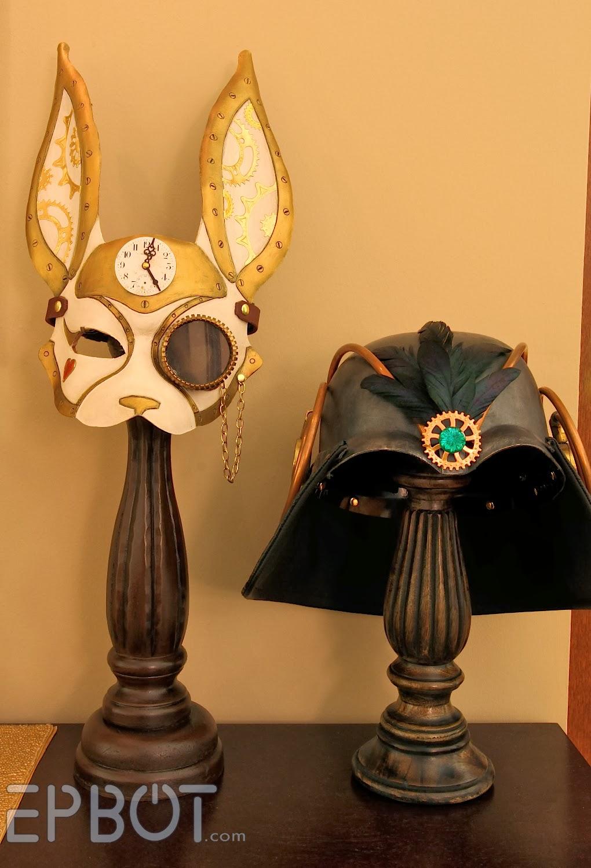 EPBOT Easy Masquerade Mask Display Stand