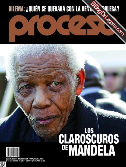 Proceso Los Claroscuros De Mandela