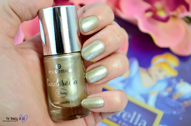 Review essence Cinderella Nail Polish WATCH OUT LADY TREMAINE!