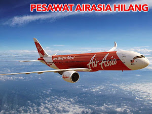 Thumbnail image for Kapal Terbang AirAsia Disahkan Hilang