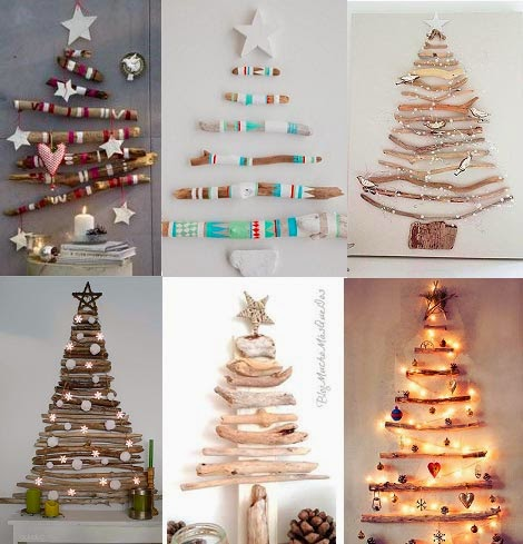 Recetas Faciles Manualidades Y Diy Como Hacer Un Arbol De Navidad - Hacer-arboles-de-navidad
